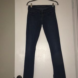 Citizens of Humanity Low Rise Straight Leg size 26